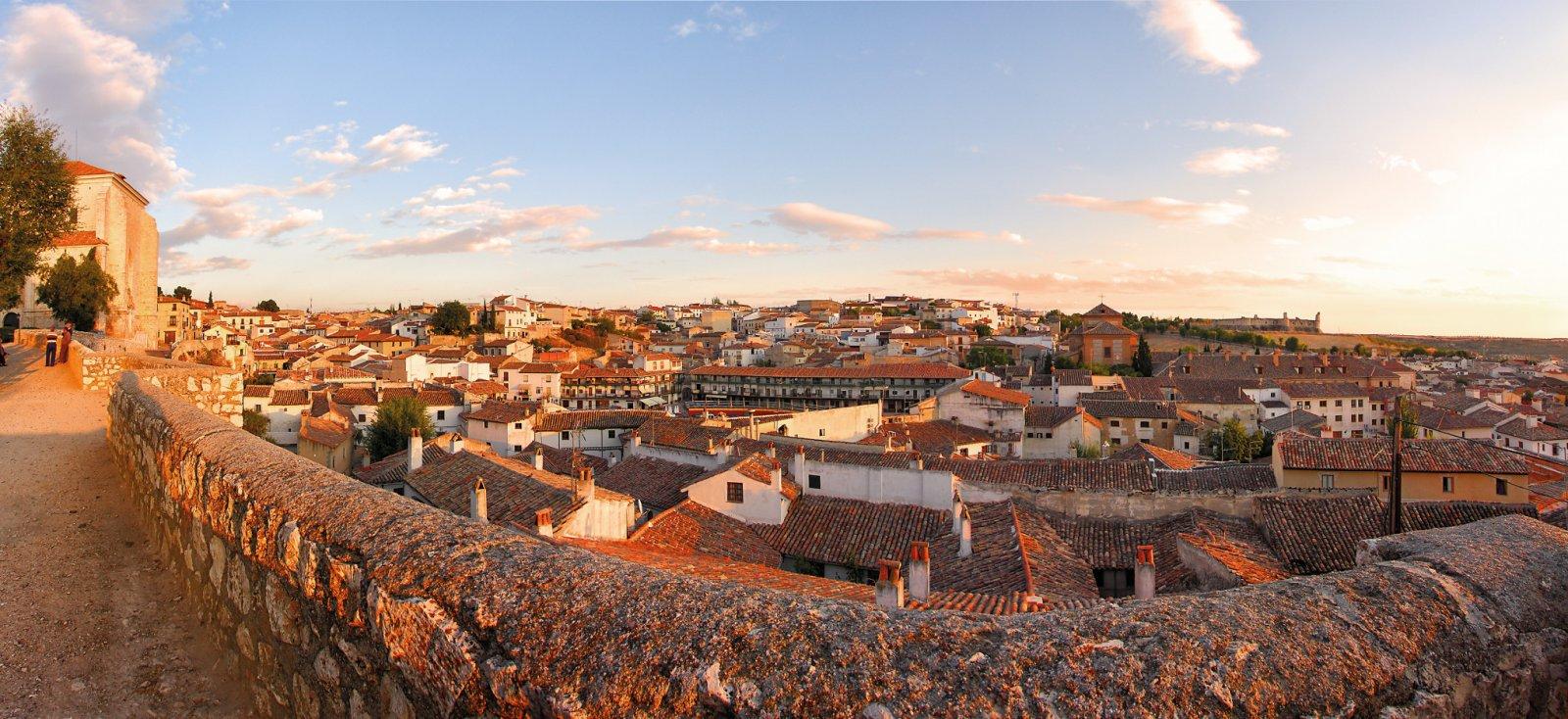 Путешествие из Мадрида в Чинчон и Аранхуэс