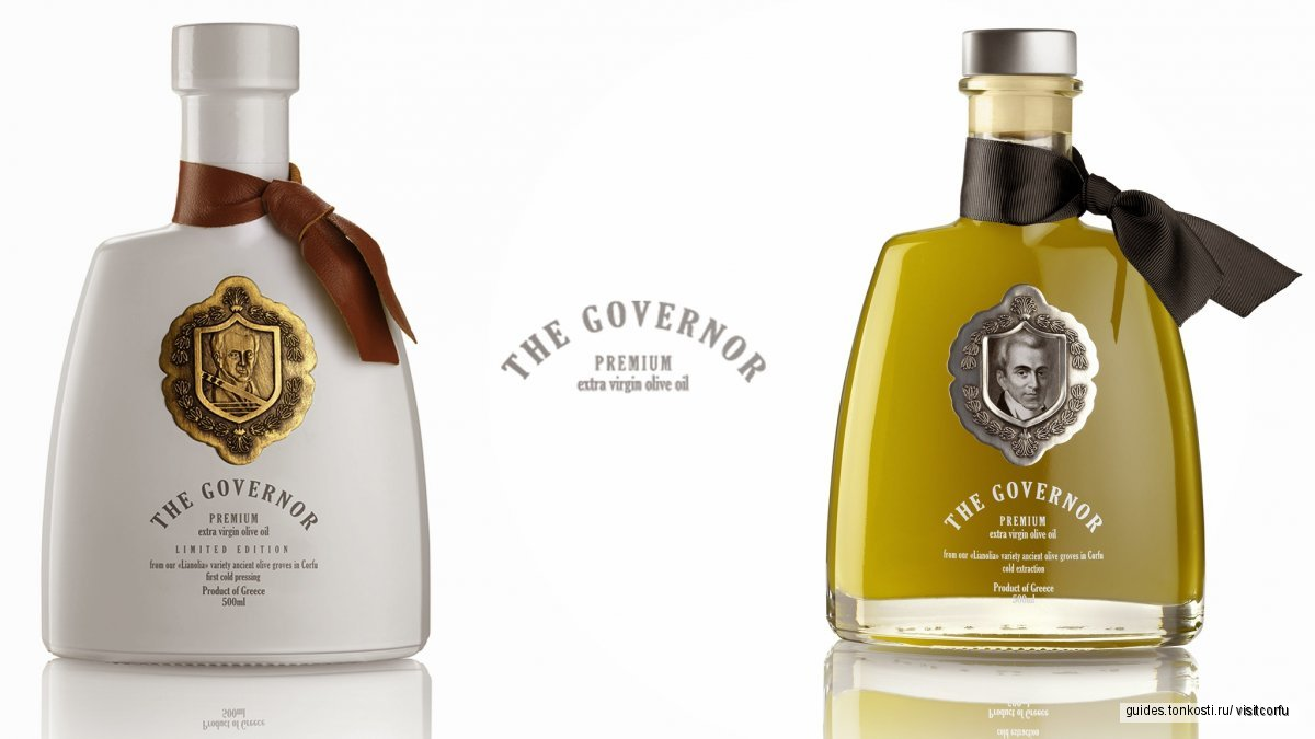 Оливковый завод The Governor («Губернатор»)