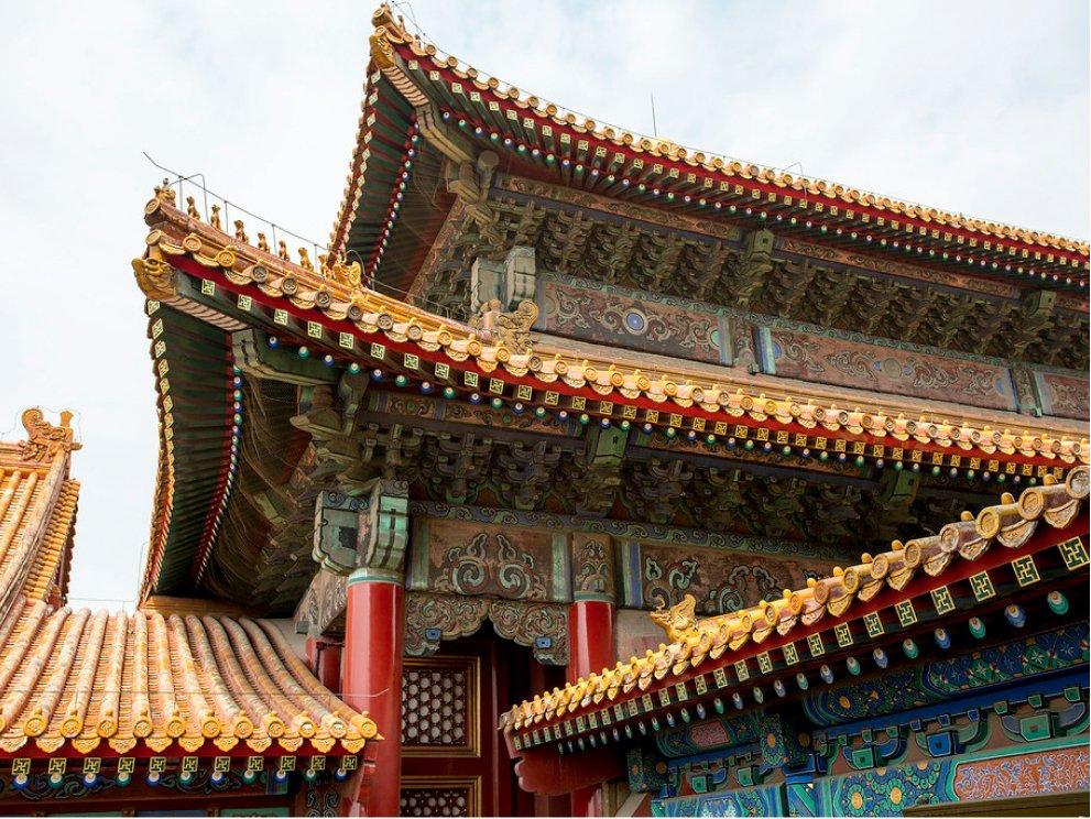 Пекин за один день