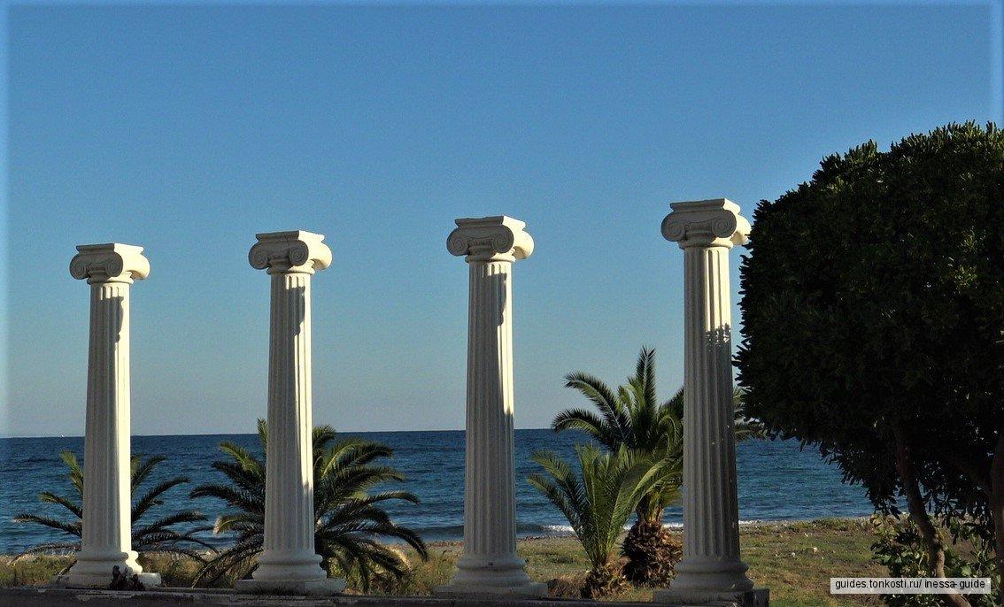 Мифический Олимп — христианские святыни, Энипей и аутентичная греческая деревня! Видео в подарок