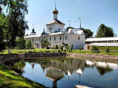 Экскурсия в Толгскую обитель с обзором по Ярославлю