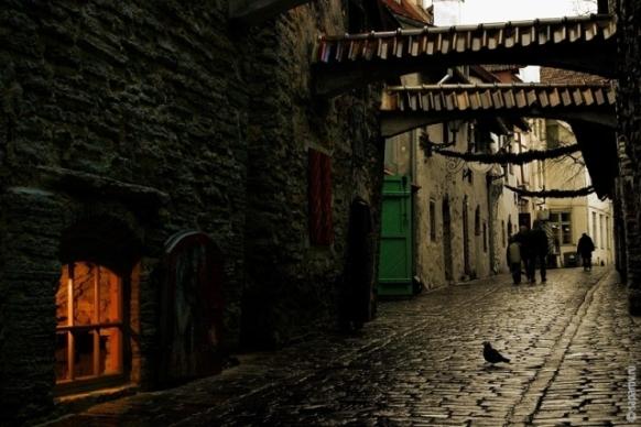 Город рыцарей, купцов и ремесленников