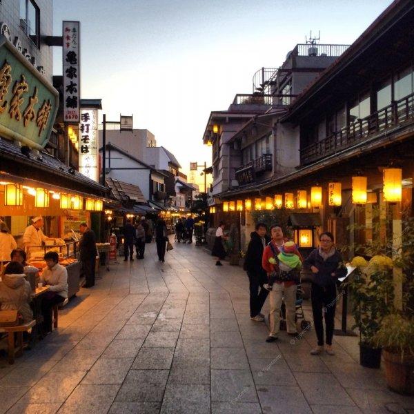Сибамата — скрытые уголки Токио