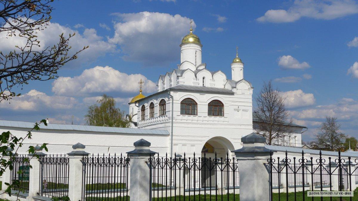 """Суздаль - предтеча Москвы"""