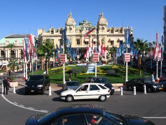 Монако — добро пожаловать в сказку