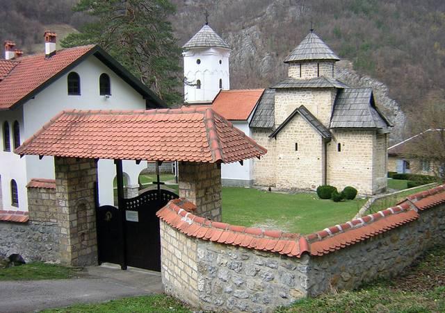 Валево и Валевские монастыри