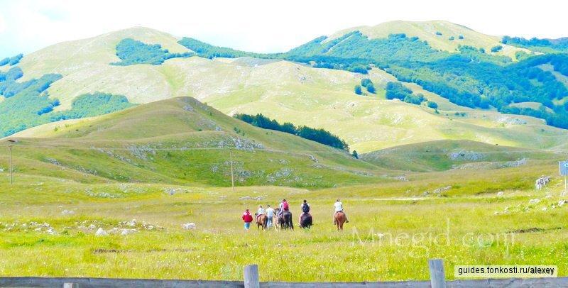 Антизагарный тур (2 дня) — 5 каньонов, на лошадях по Дурмитору, рафтинг