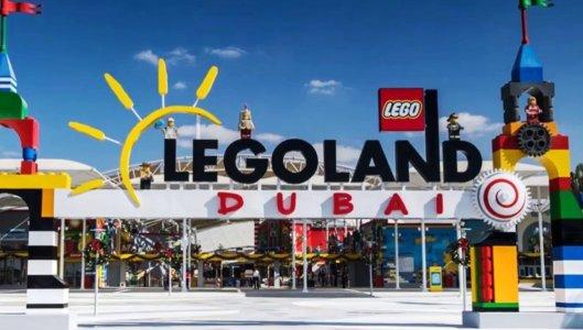 Парк Лего в Дубае (Индивидуально)