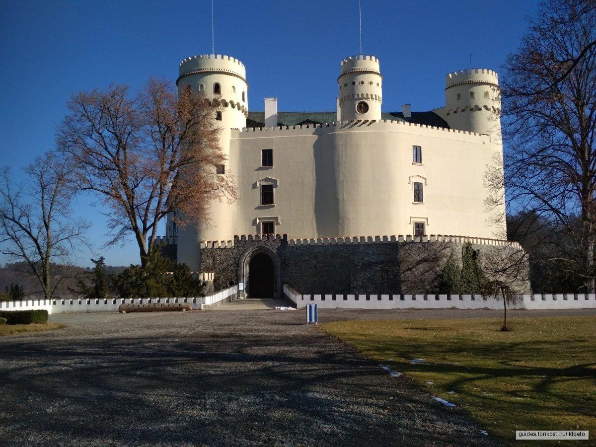 Замок Орлик, пивоварня Велкопоповицкий Козел и Вышеград