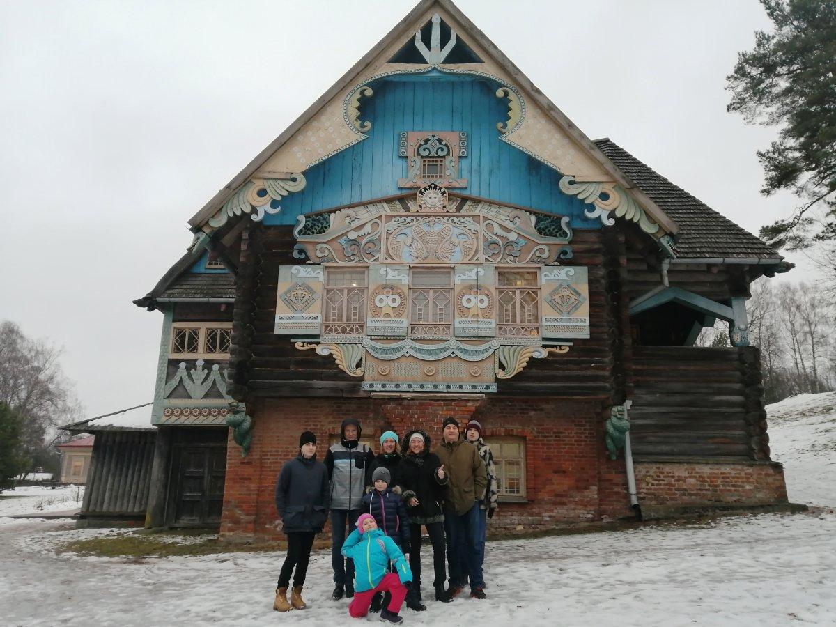 В гости к смоленской «Марфе Посаднице» (знакомство с наследием М.К. Тенишевой, посещение «Теремка»)