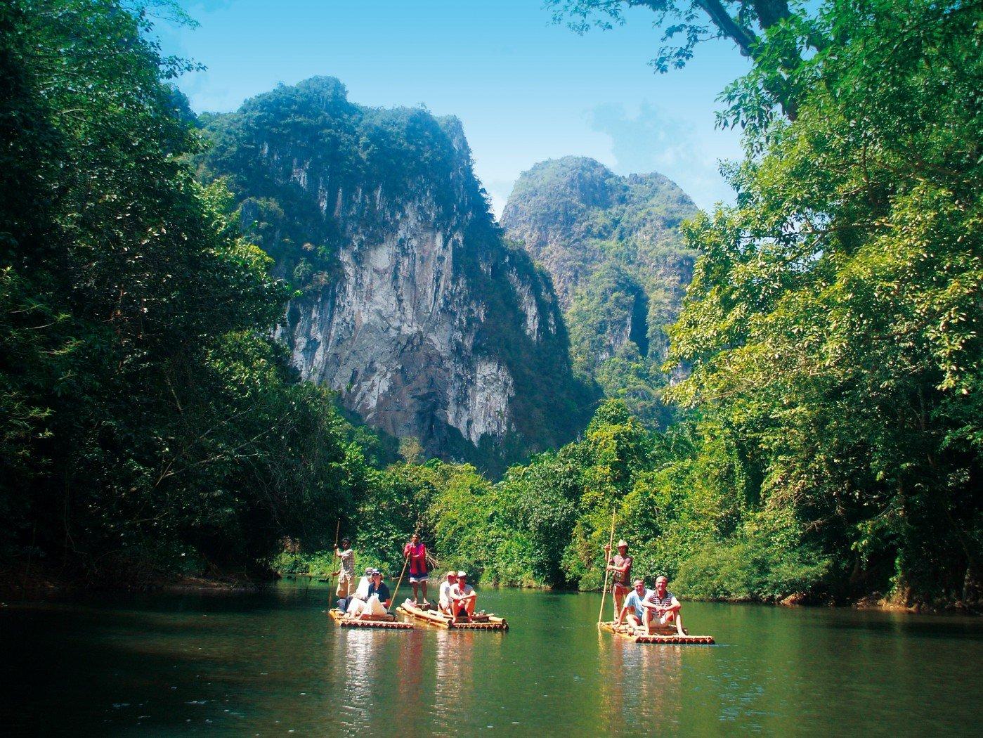 Национальный парк Као-Сок. Сезон 2019-2020