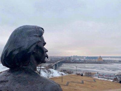 Просторы набережной Федоровского