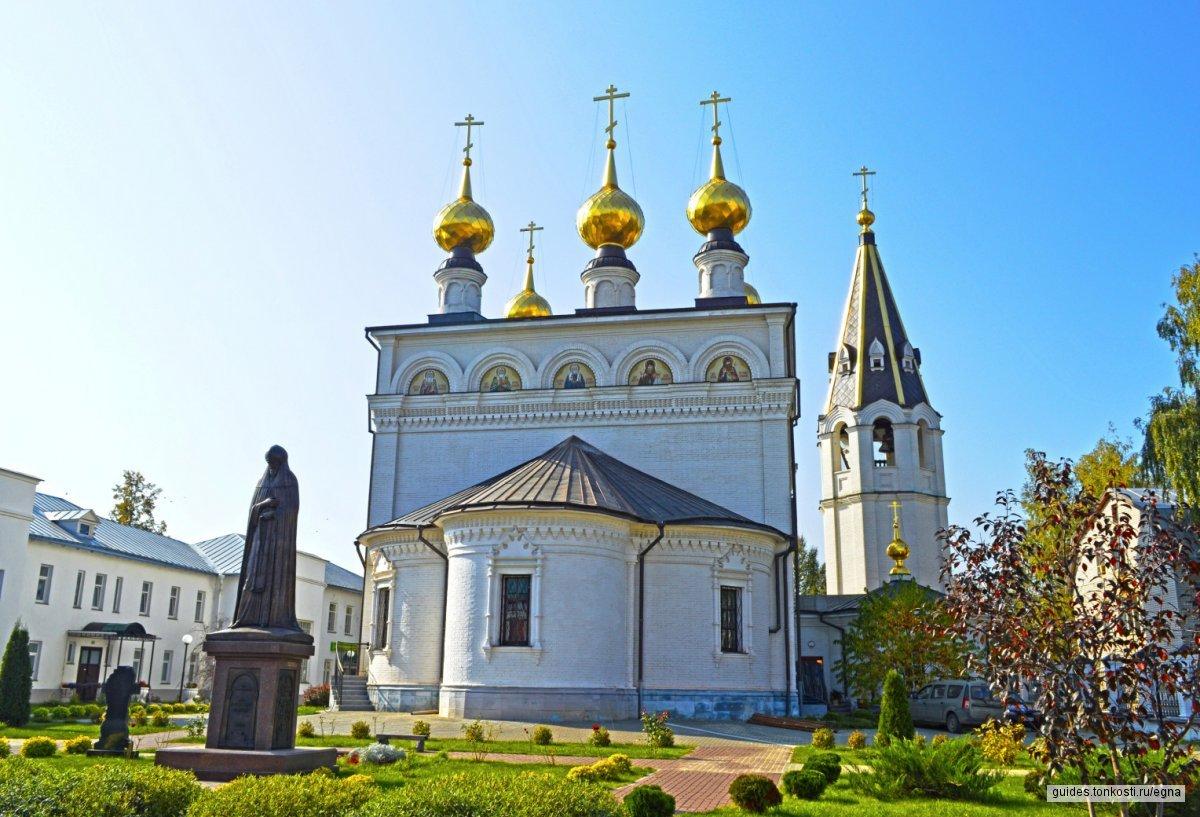Городец — древнейший город земли Нижегородской