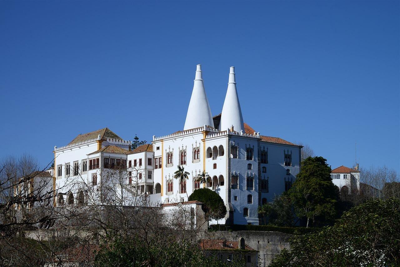 Синтра — 3 дворца