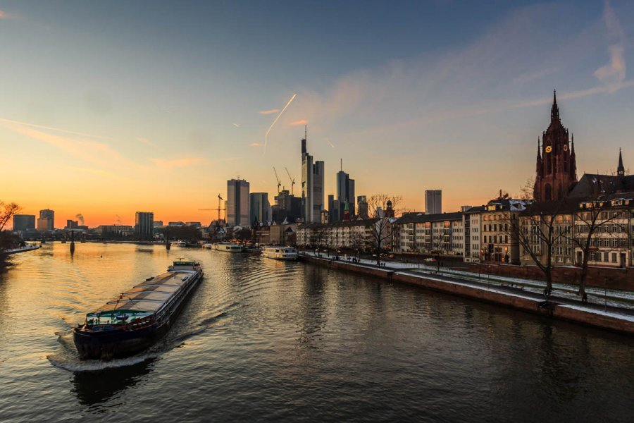 Еврейский город Франкфурт