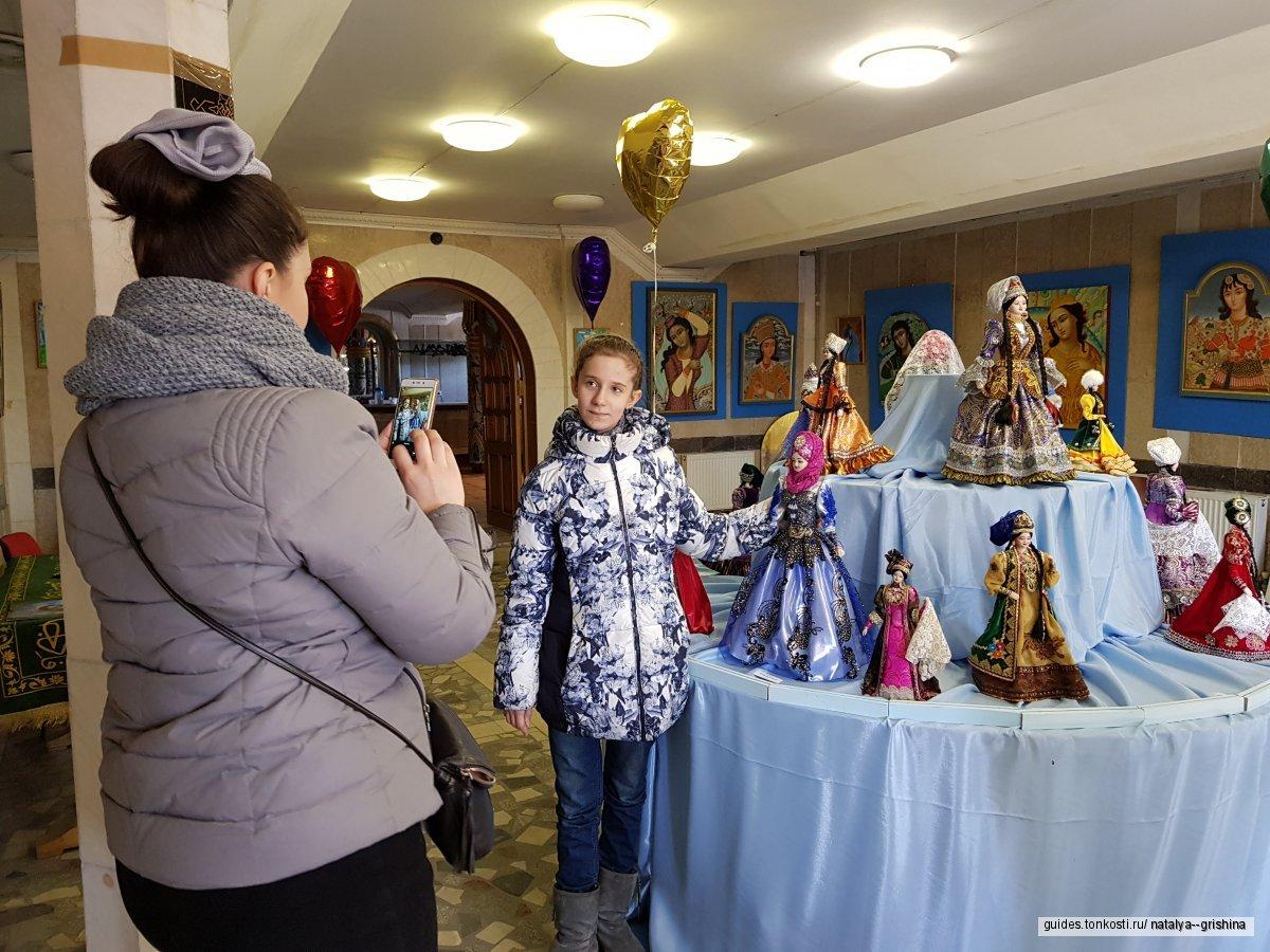 Раифский Богородицкий монастырь + Храм всех религий