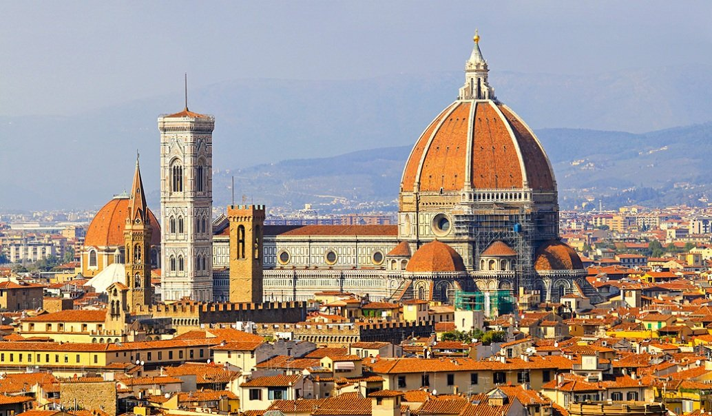 Прогулка по средневековой Флоренции. Скидка 20%
