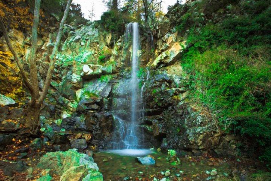 Красоты гор. Выезд из Пафоса