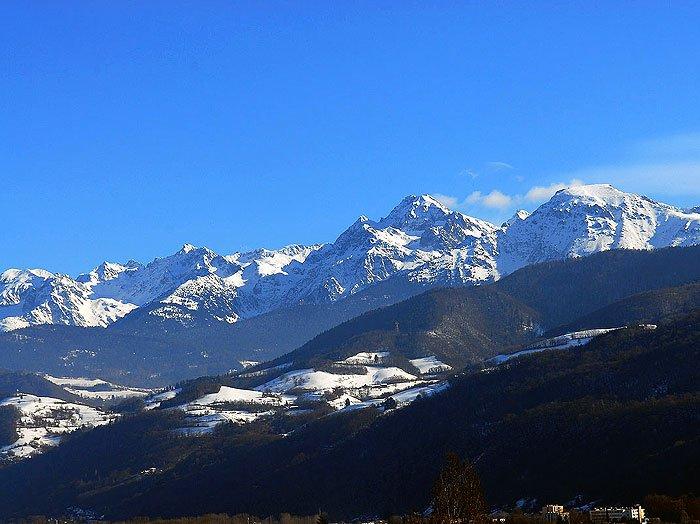 Альпийская столица Гренобль