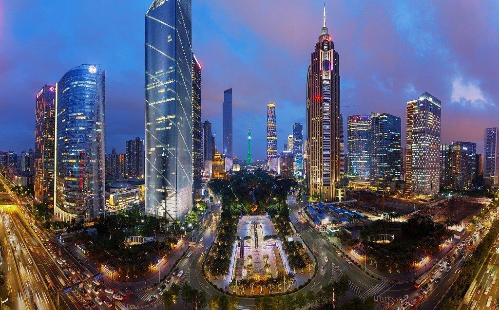 Обзорная экскурсия по Гуанчжоу