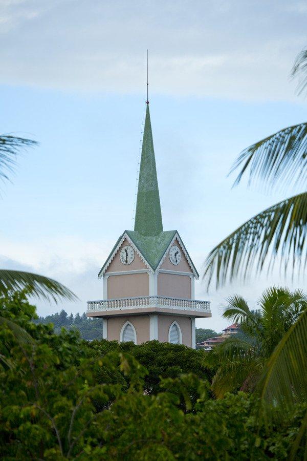 Папете — сердце Полинезии. Пешеходная экскурсия.