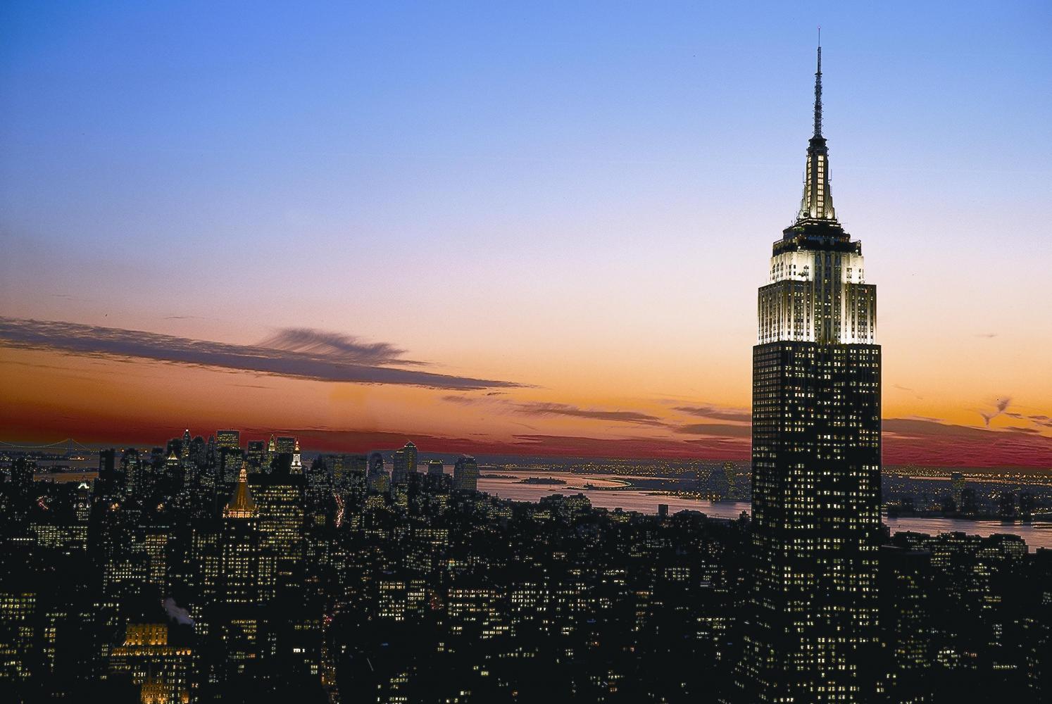 Огни большого города — ночная обзорная экскурсия по Нью-Йорку