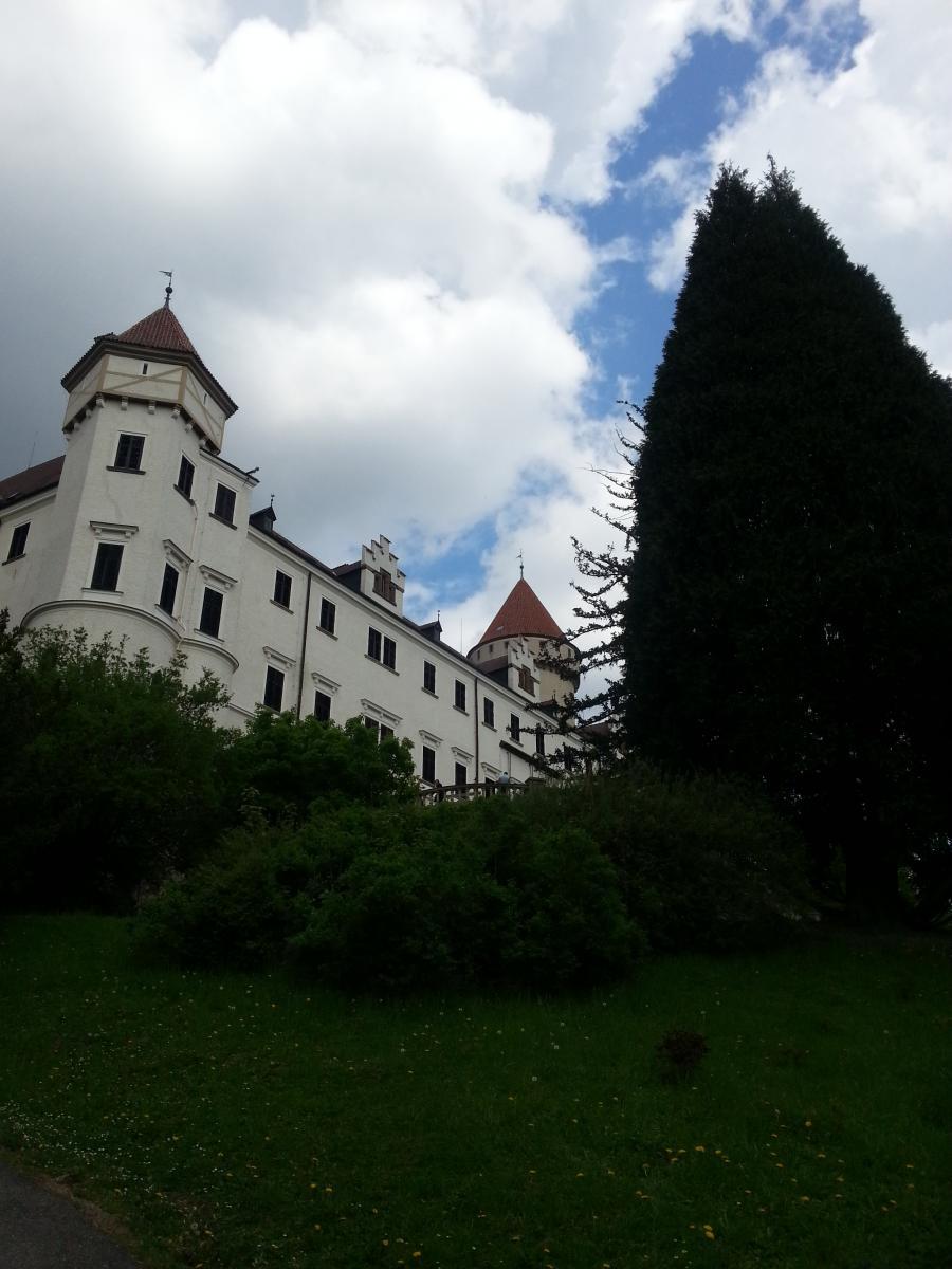 Конопиште, родовое поместье Габсбургов