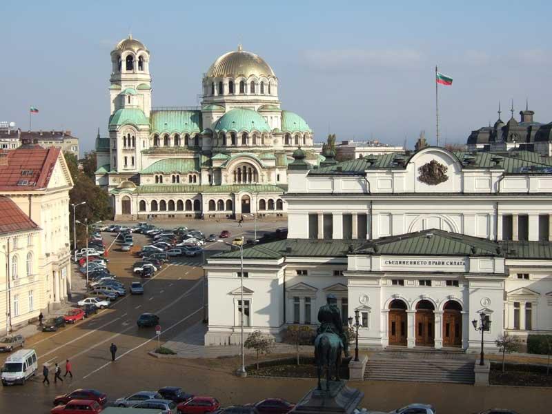 Обзорная экскурсия по столице Болгарии - Софии