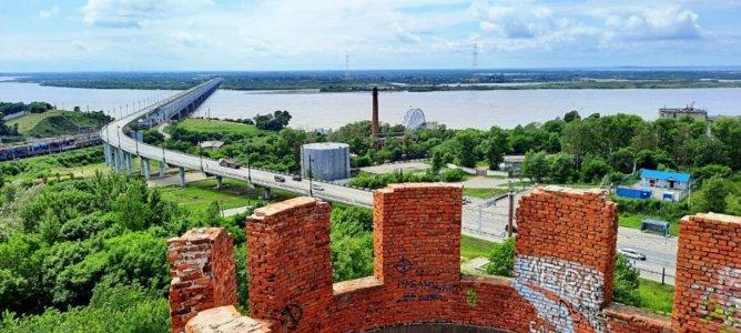Хабаровск и седьмое чудо края — Амурский мост