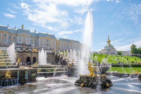 Петергоф - Нижний Парк (обычная или фото-экскурсия)