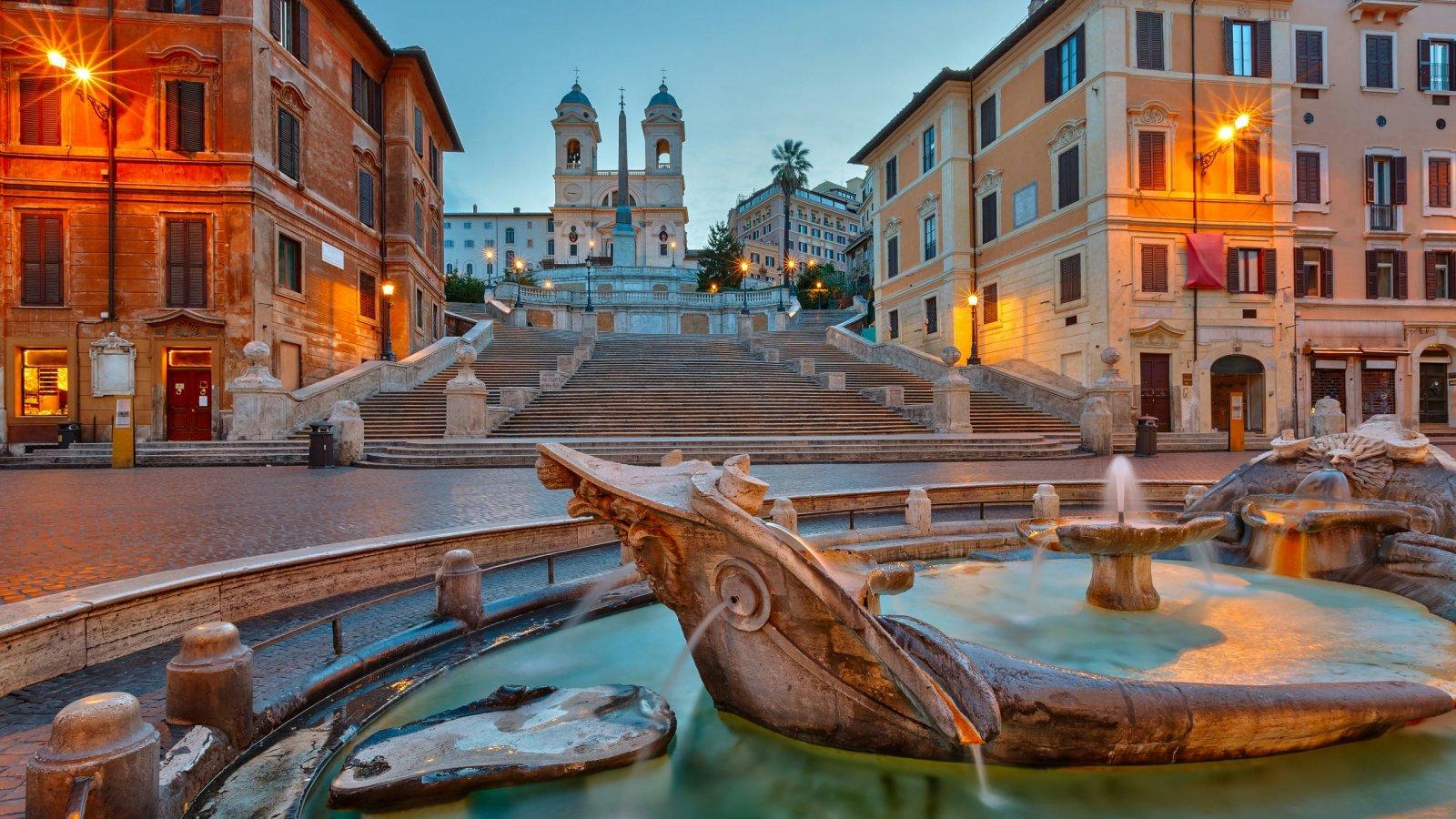 Рим — Вечный город (пешеходная)