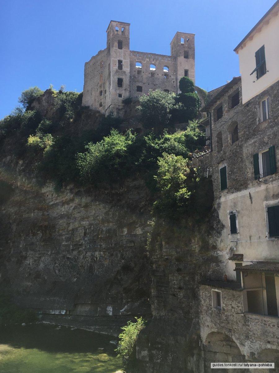 Средневековые замки Лигурии