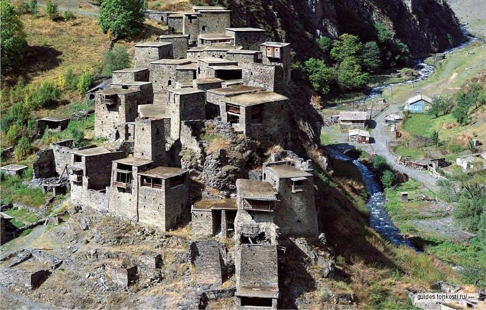 Хевсурети — непокоренный край