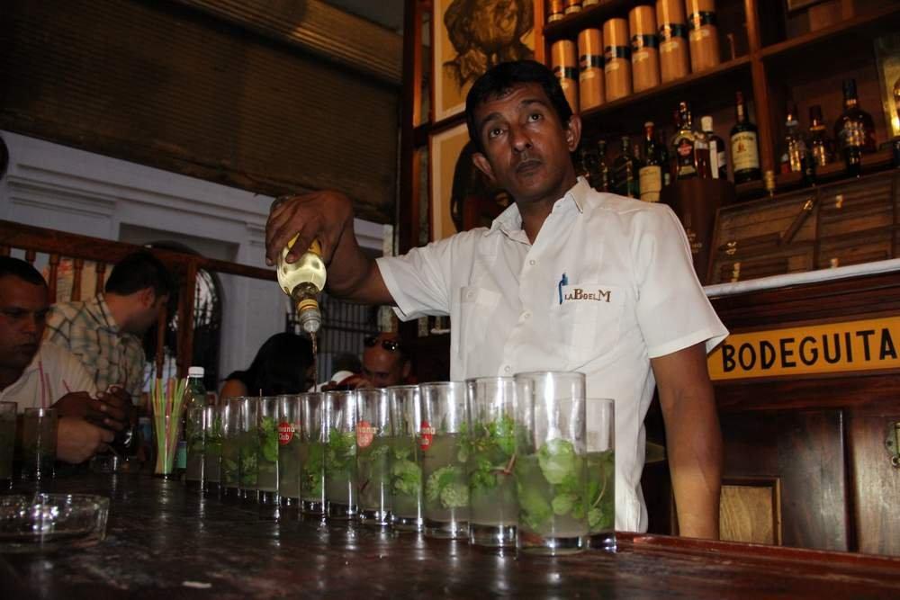Пешая экскурсия по Старой Гаване