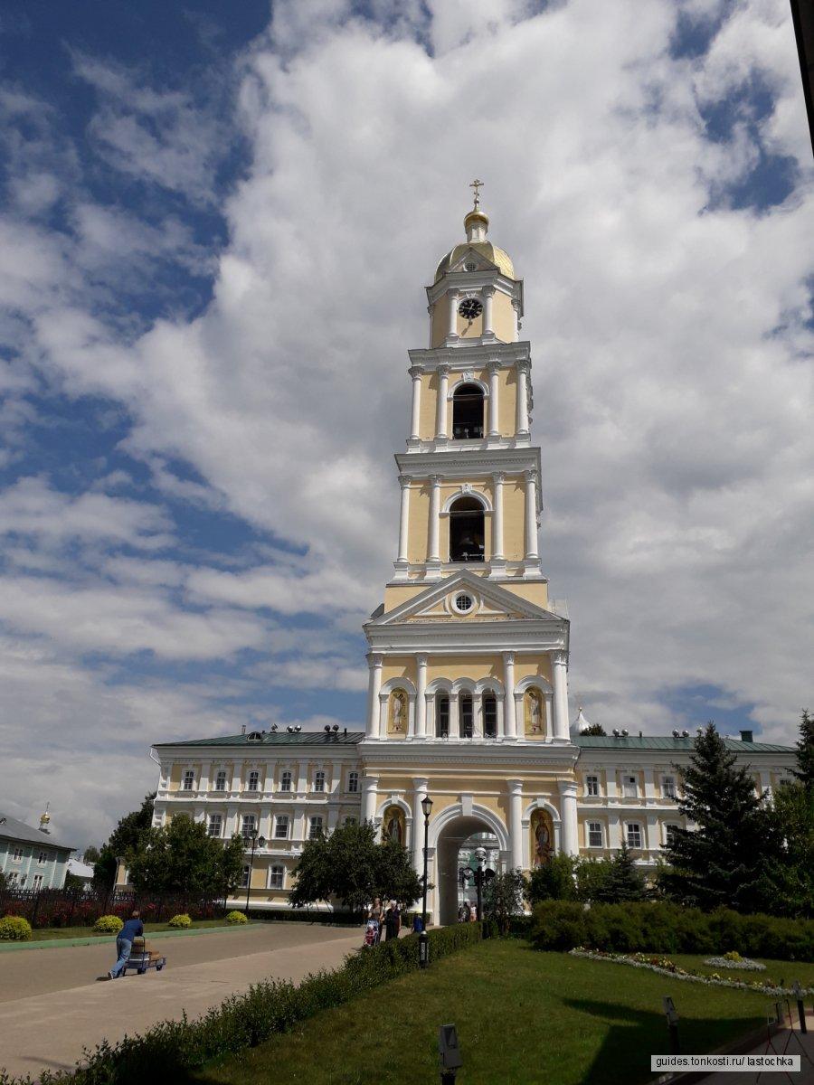 Четвертый удел Богородицы — село Дивеево