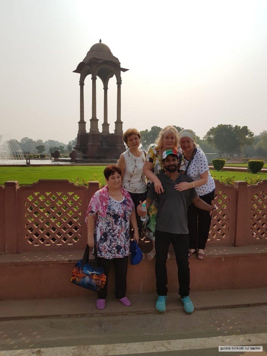 Восточная сказка Агра и сердце Индии Дели
