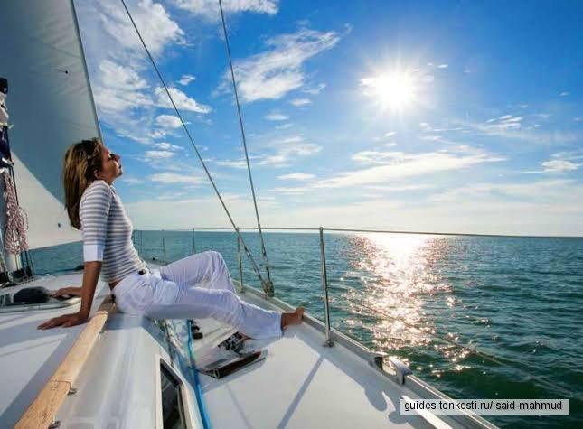 Морская экскурсия в Эл гуну (Египтская Венеция)