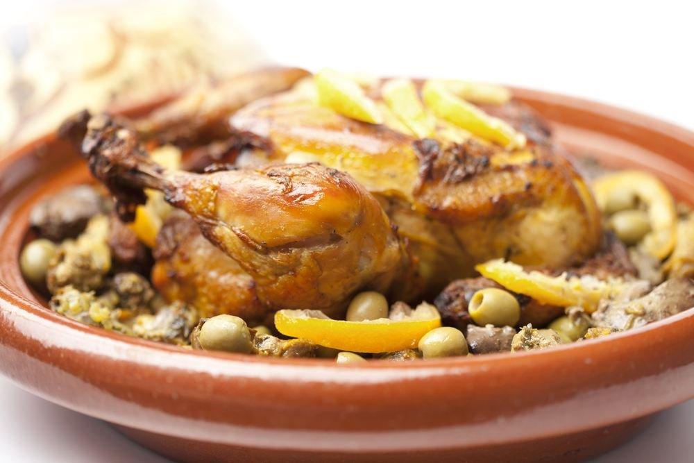 Мастер-класс по приготовлению тажина или кус-куса с настоящим марокканским шеф-поваром