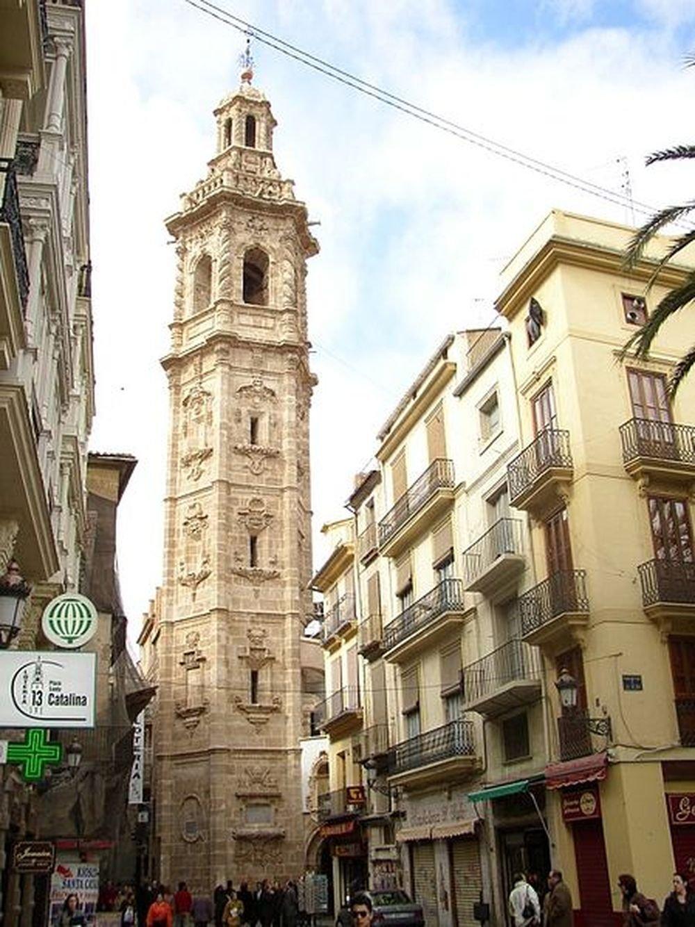 Барокко в Валенсии