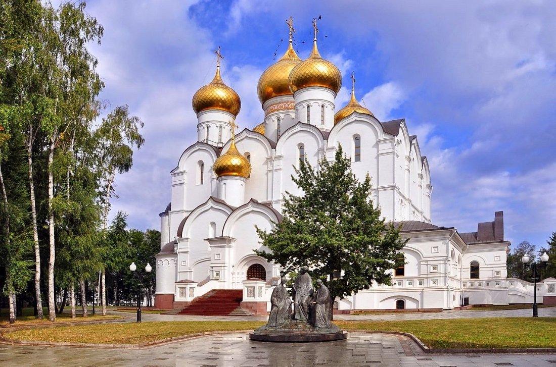Ярославль. История сквозь века