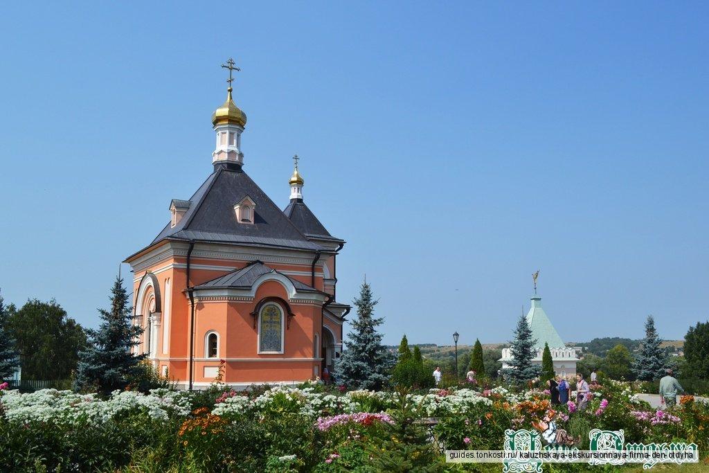 Экскурсия «Оптина пустынь. Духовная сила России»
