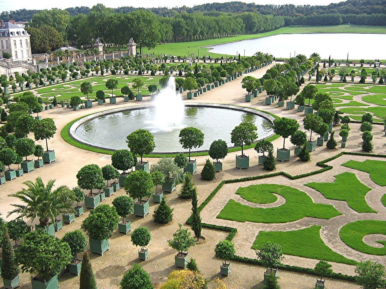 Версаль прямиком из Лиона