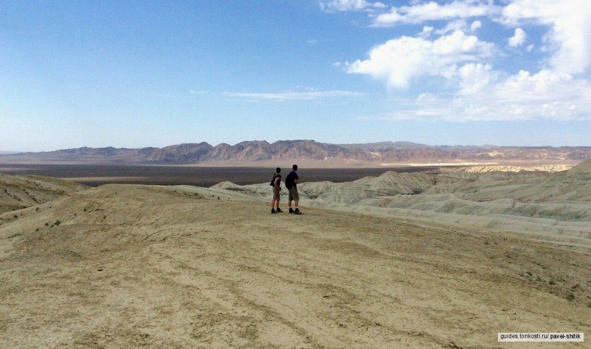 Джип-тур в Национальный Парк Алтын Эмель. Лунный и Чарынские Каньоны