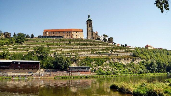Терезин и замок Мельник