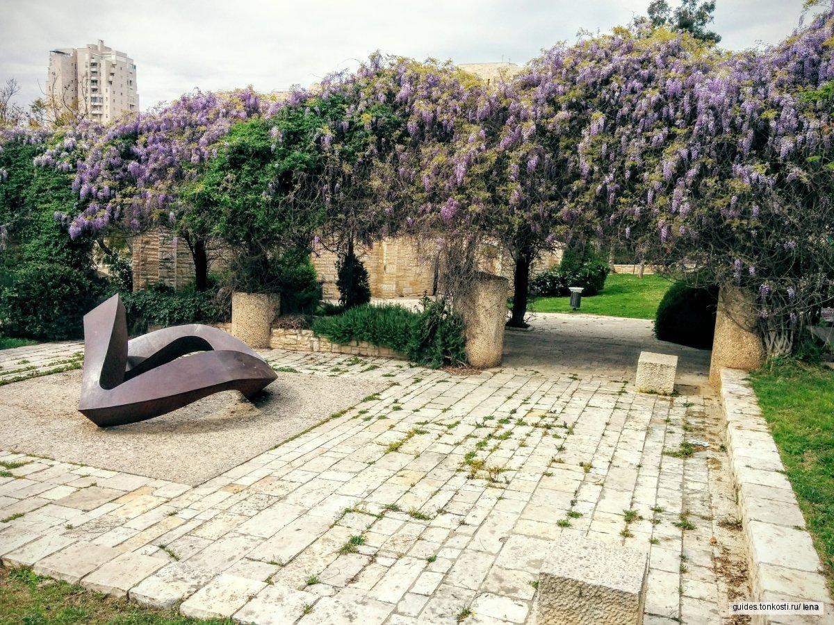 Западный современный Иерусалим