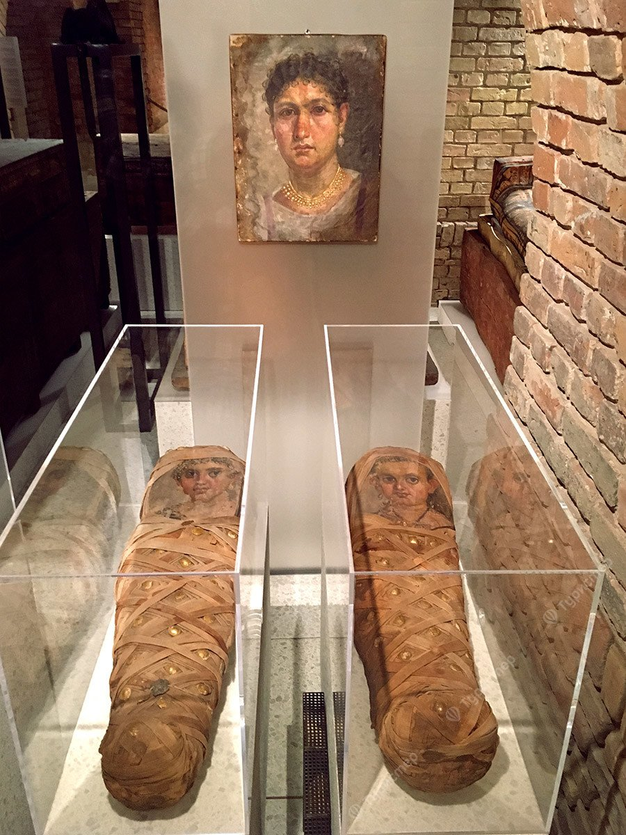 Нефертити — жемчужина Нового музея