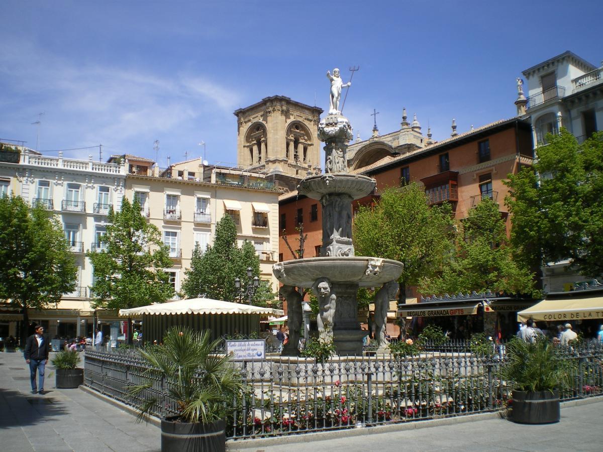 Прогулка по Гранаде