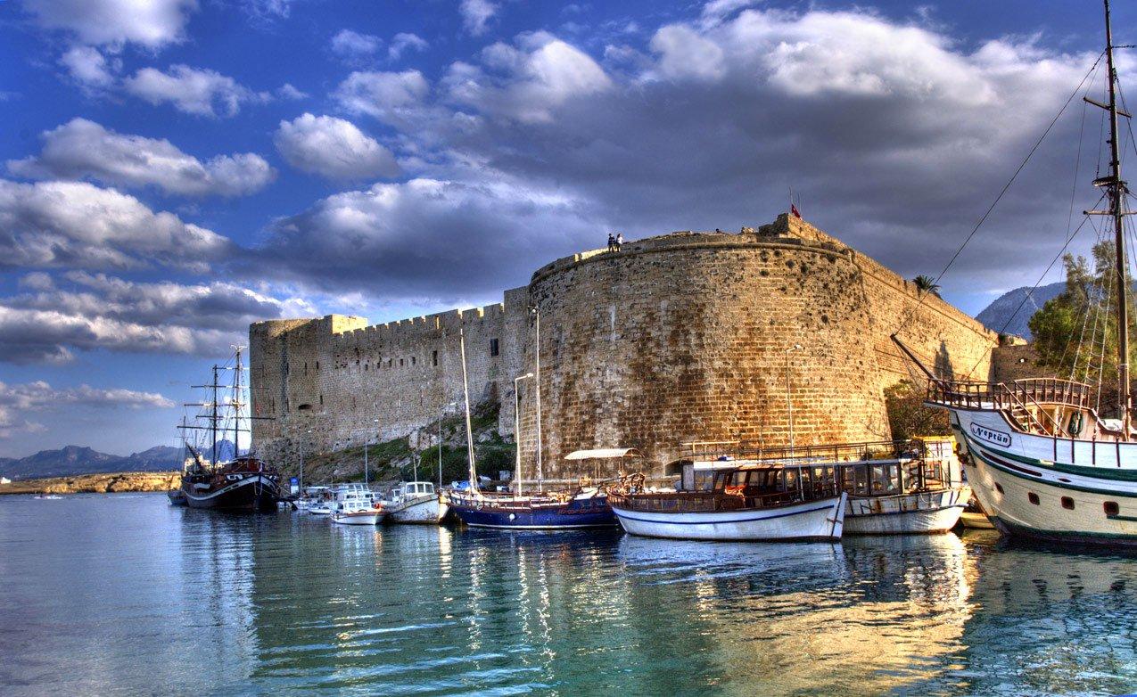 Кирения — город королей