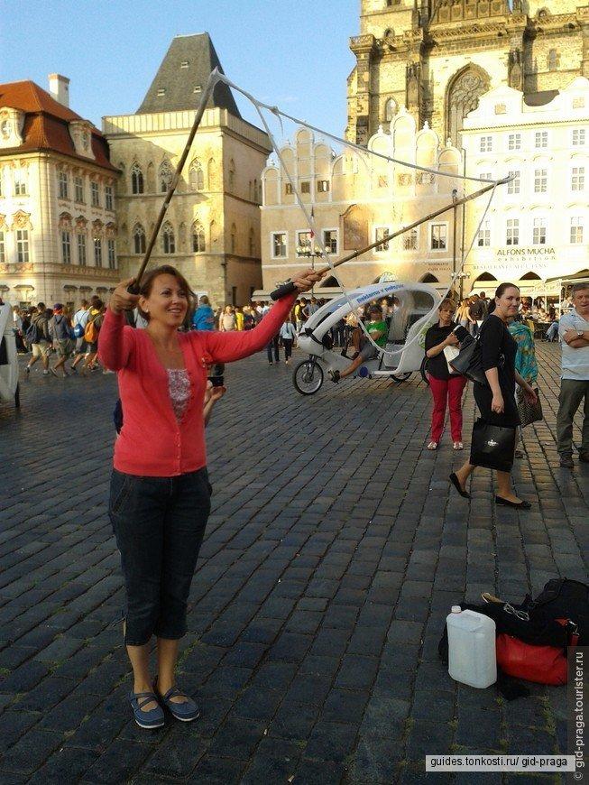 «Два незабываемых дня в Праге», или «Все секреты Праги за два дня». Авторская экскурсия по Праге