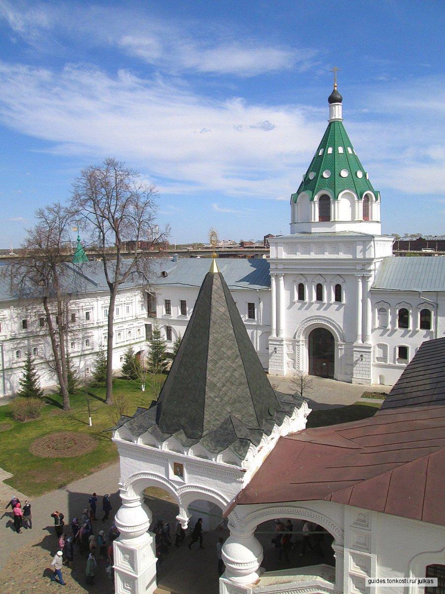 Ипатьевский монастырь: о царском доме Романовых, и не только...